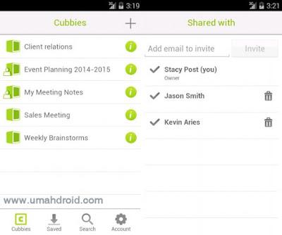 Cubby Cloud Storage Apps Android