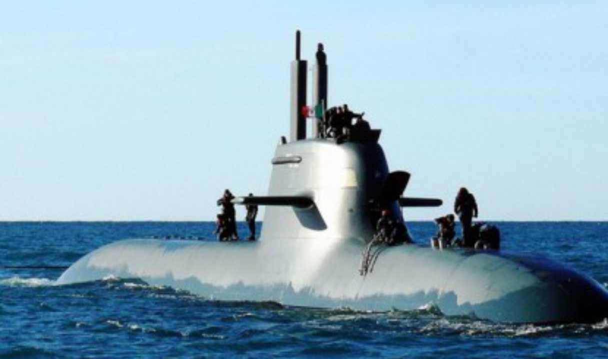 Jerman kehabisan stok armada kapal selamnya
