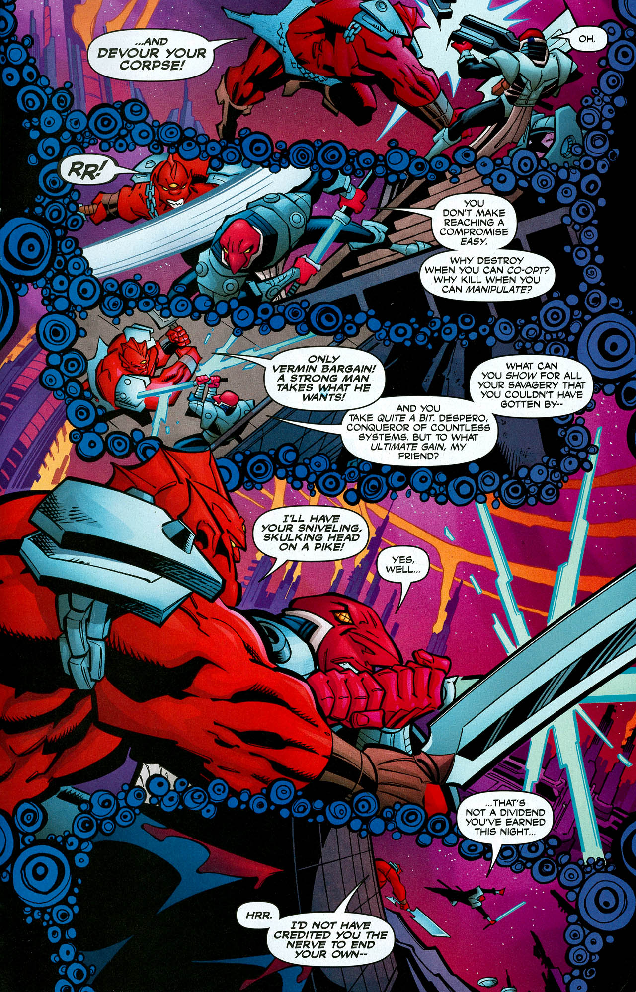 Read online Trinity (2008) comic -  Issue #4 - 25