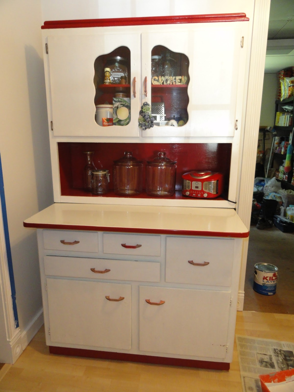 Wife Of A Fire Man Sweetheart Cabinet