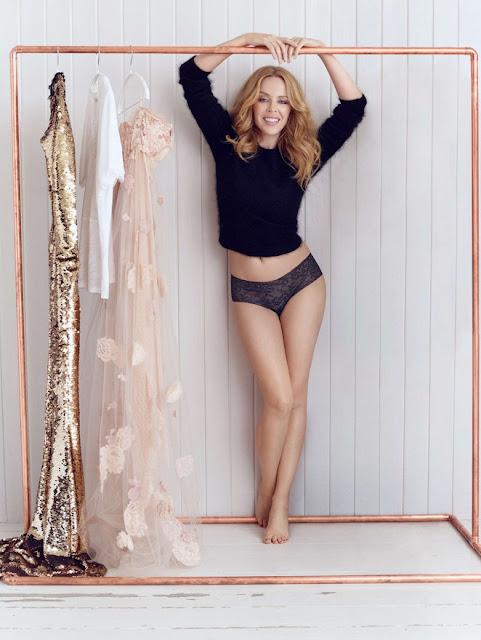 Música en imagen: Kylie Minogue