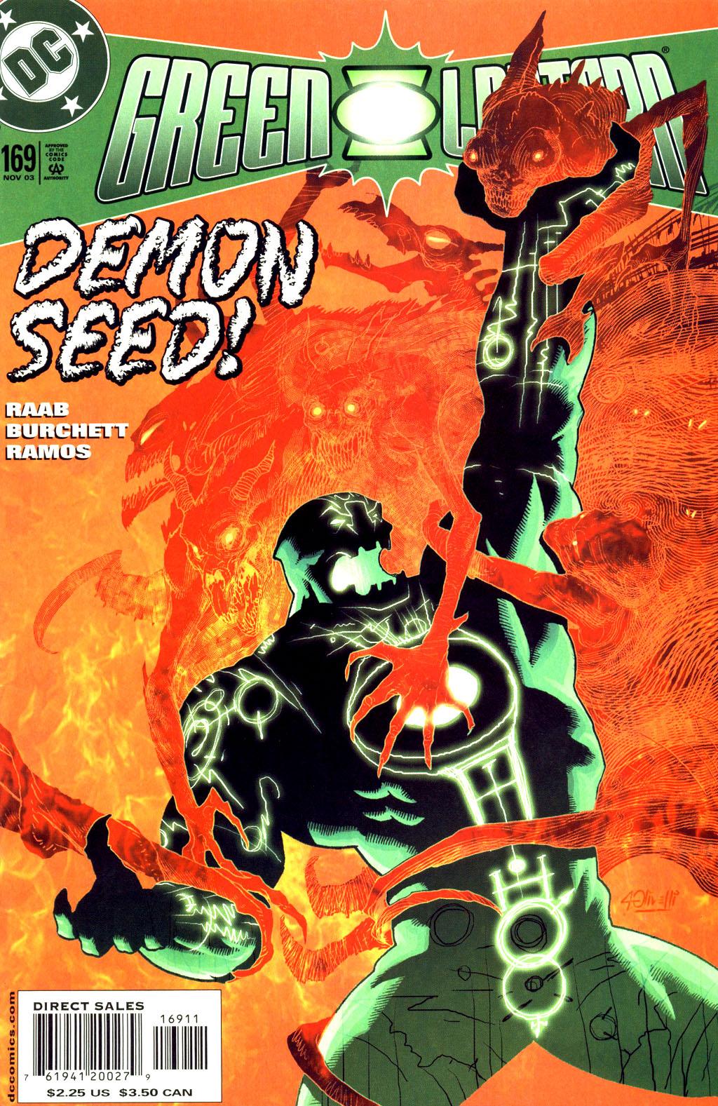 Green Lantern (1990) 169 Page 1