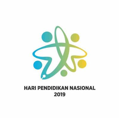 logo hari pendidikan nasional tahun 2019