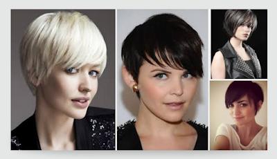 Foto Model Rambut Wanita Terkeren Trend Terbaru