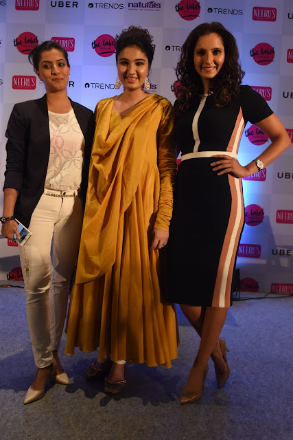 Sania Mirza inaugurates The Label Bazaar  0005.jpg