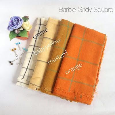 Barbie Grid Square - www.jilbablicious.com