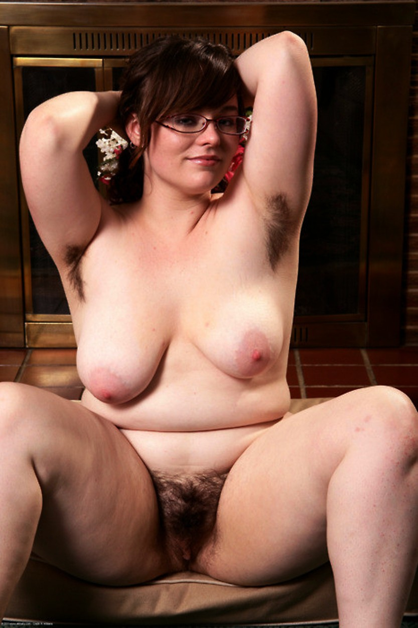 Chubby young girls woth hairy armpits