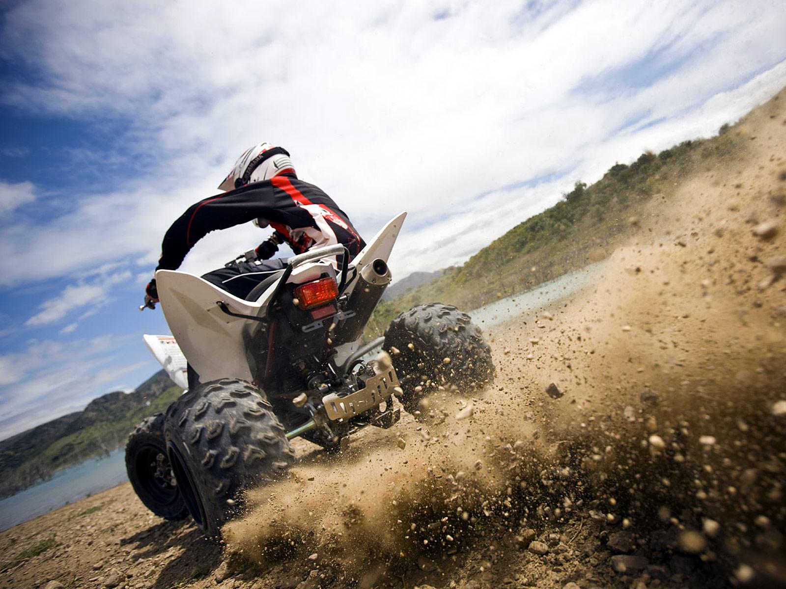 2009 YAMAHA Raptor 250 VFM250R ATV Wallpapers