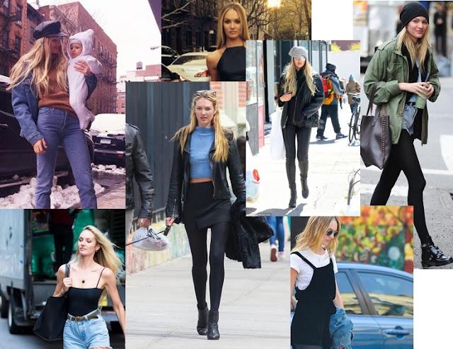 Style Icon: Candice Swanepoel