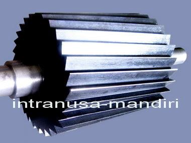 Pisau Pelet Plastik - Pisau Nanas - Rotary Blade - Plastic Knife Grinder - INTRANUSA MANDIRI – pisau industri 011