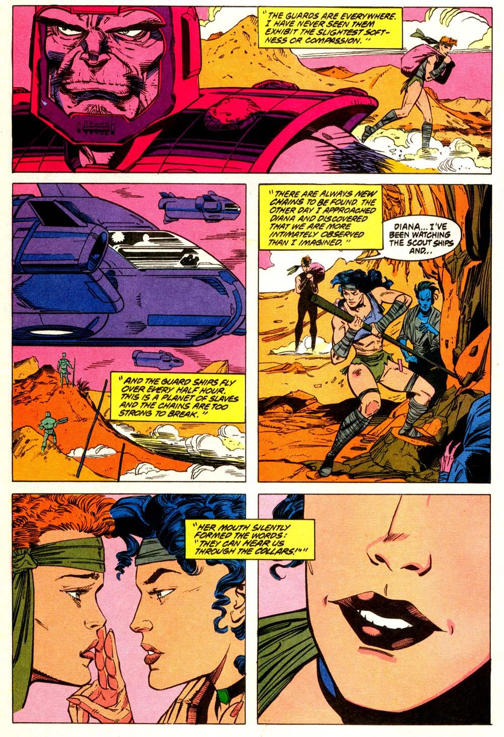 Read online Wonder Woman (1987) comic -  Issue #68 - 5