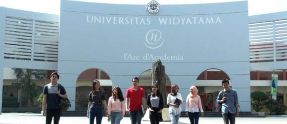Infomasi Pendaftaran Mahasiswa Baru Tahun Akademik 2019/2020 Program Dan Program Pascasarjana Universitas Widyatama Bandung