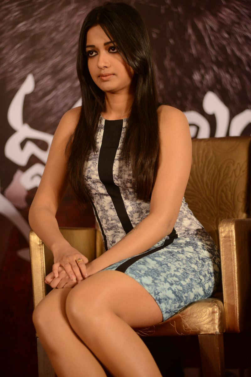 Stylish diva Catherine tresa latest photos at iddarammayilatho platinum