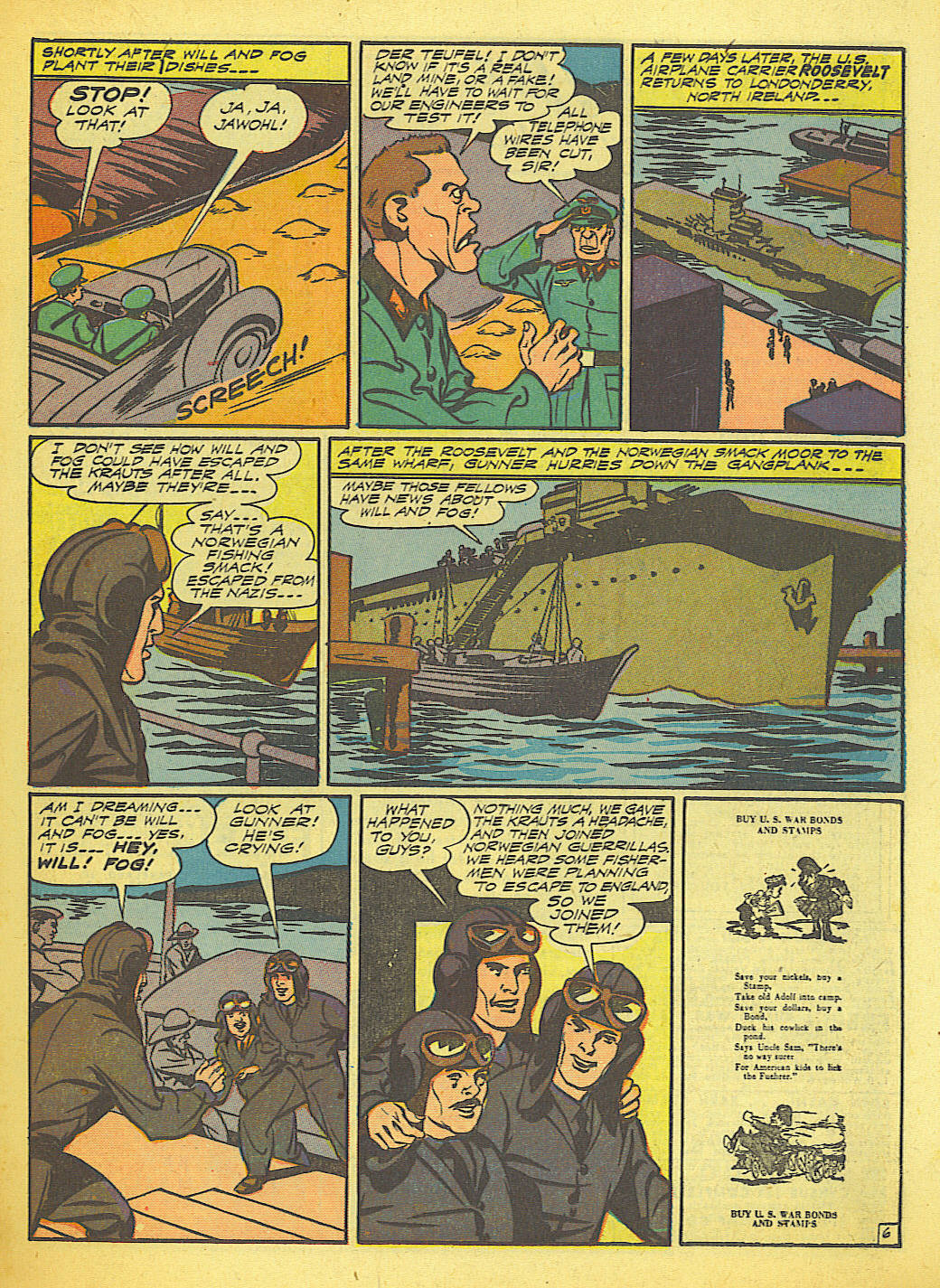 Read online Action Comics (1938) comic -  Issue #58 - 32
