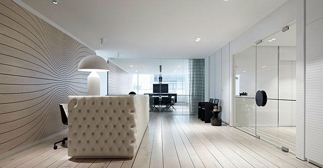 Marzua: Oficinas de diseño: Proyecto de interiorismo de las oficinas ...