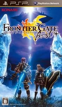 Frontier Gate Boost + (JPN) PSP ISO