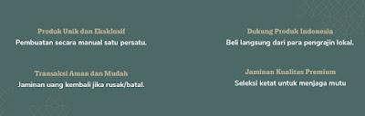 Qlapa, Tempat Oke Berburu Produk Indonesia