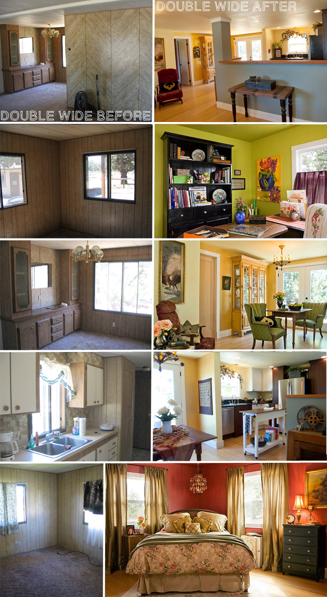 Irocksowhat: The Most Amazing Mobile Home Renovations