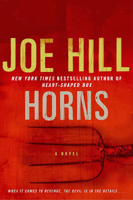 Horns by Joe Hill – Book cover