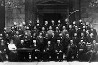 H. Burjan - Parlament Wien, 1919 © CS