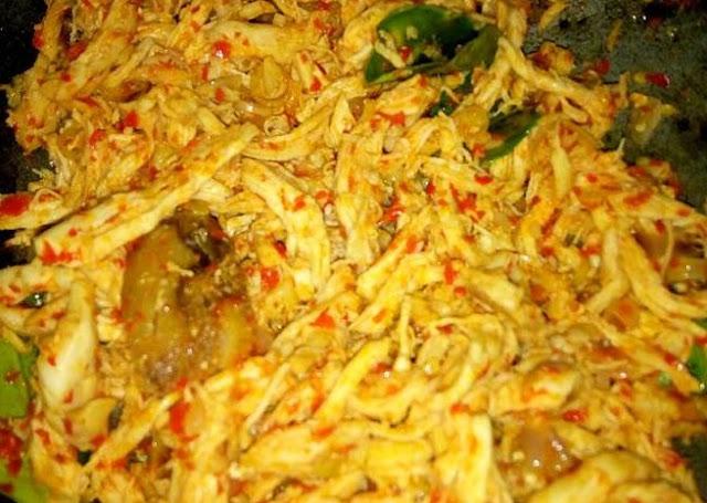 Ayam Sawir bali