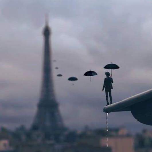 Cute Love with Paris