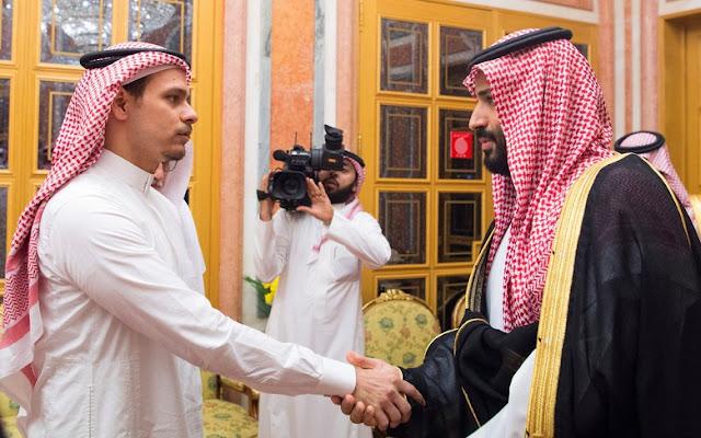 Putra Mahkota Saudi Makin Tersudut