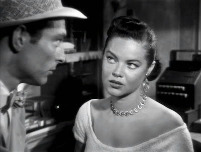 Dona Drake, Lee Van Cleef - Kansas City Confidential (1952)