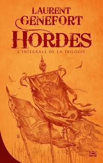 couverture du livre Hordes