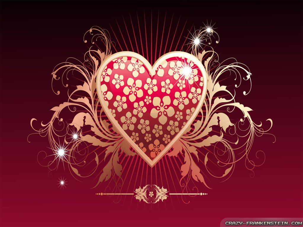 Beautiful Wallpaper Love Beautiful - valentines-day-heart-wallpapers-2-1024x768  Picture_268142.jpg