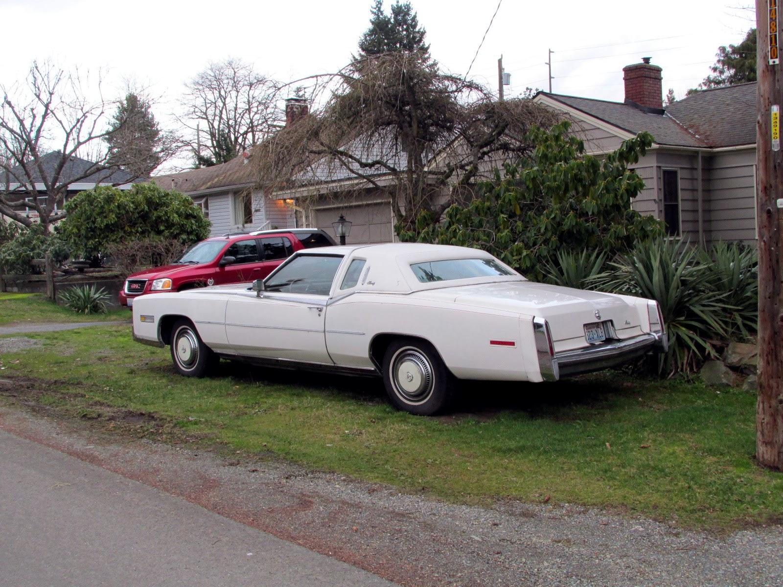Seattle's Classics: 1978 Cadillac Eldordo Barritz