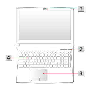 MSI GE72 Apache (GTX 965M) Manual PDF Download