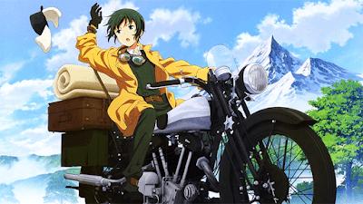 Kino no Tabi: The Beautiful World - The Animated Series [12/12] [MEGA] [Mp4-HD] [Sub Español]