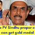 Telangana minister's offer: A 'better coach' for Sindhu to win gold in 2020