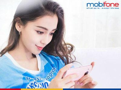 Cách mua thêm dung lượng 3G Mobifone