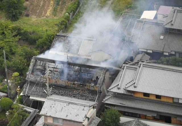 """Terremoto de 6,1 grados dejó """"varios muertos"""" y una decena de heridos en Japón"""