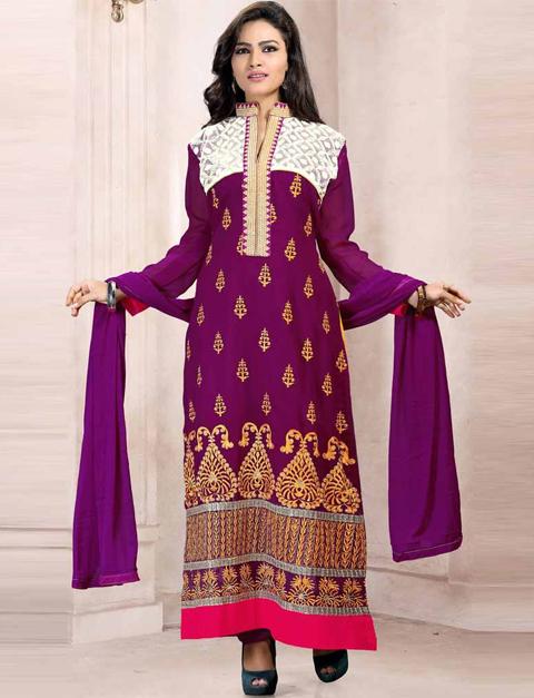baju gamis india modern
