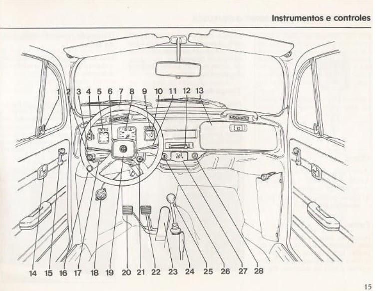 Manuales de mecánica y taller: Volkswagen Fusca Escarabajo