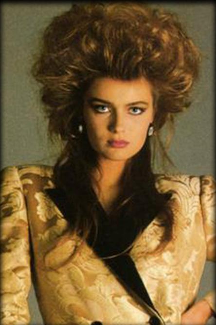 Women And Men Hairstyles Paulina Porizkova Hairstyles