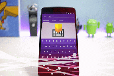 Chrooma Keyboard 4.0 Apk Update with New Smart Clipboard and Custom Number Layout