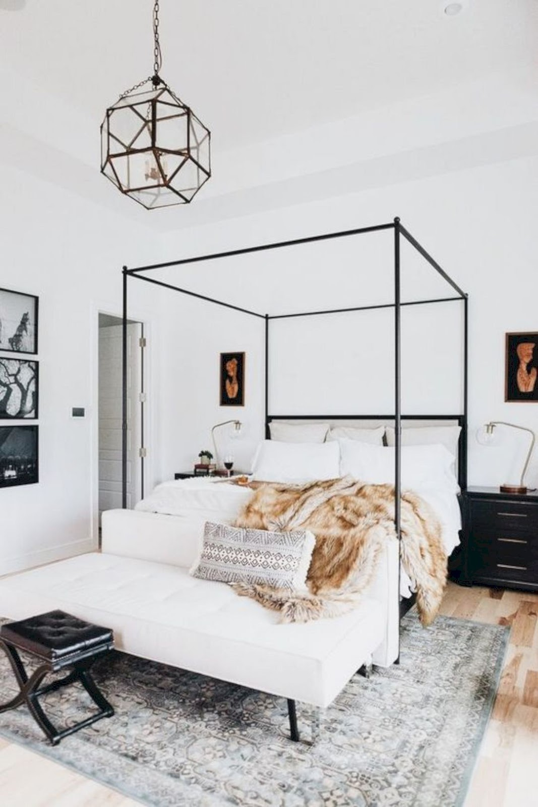 TIPS FOR CREATING A MASTER BEDROOM HE WILL LOVE