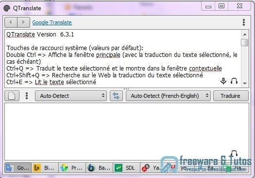 Qtranslate : un logiciel de traduction dans différentes langues