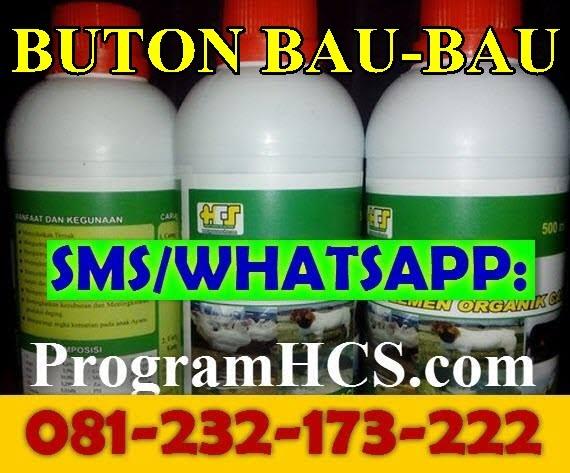Jual SOC HCS Buton Bau-Bau