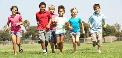 Beneficios hacer deporte niños