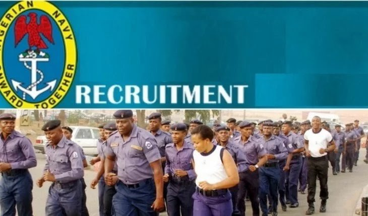 Nigerian Navy Recruitment 2018/2019 Is Out Again & How To Apply