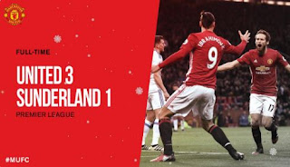 Video Cuplikan Gol Manchester United vs Sunderland  Video Cuplikan Gol Manchester United vs Sunderland 3-1