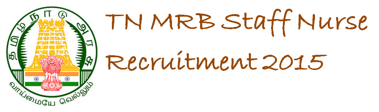 TN MRB Staff Nurse Previous/ Model Question Papers