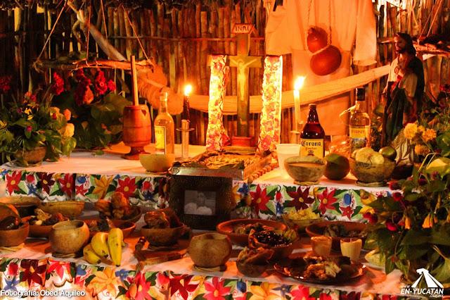 hanal pixán y su origen en Yucatán