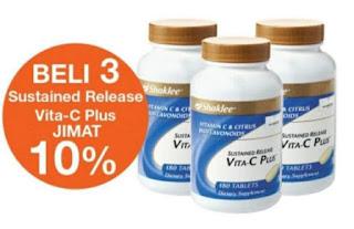 Vitamin C; shaklee vitamin c murah; vitamin gusi; vitamin cantik; shaklee johor; shaklee papar; Shaklee lawas