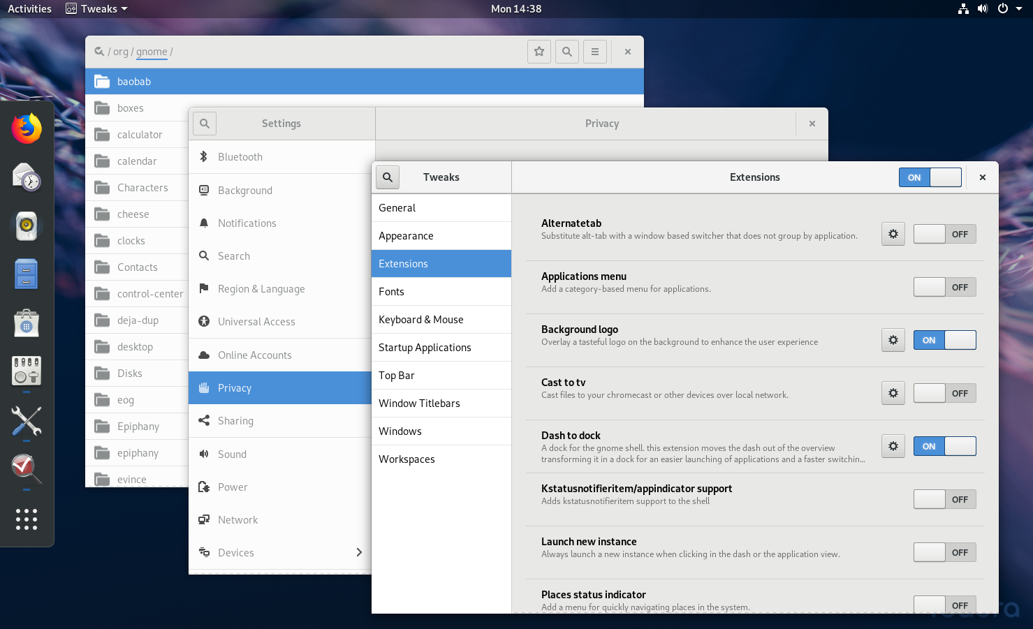 How To Reset Gnome Desktop Settings To Default - Linux